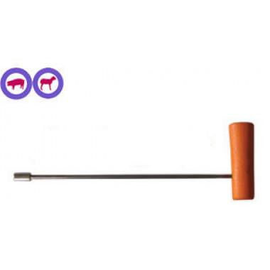 Varilla para inserción de tapón de recto KENT8896460*