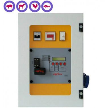 Aturdidor eléctrico 400V para cerdos, ovejas, conejos, aves y peces con registro de datos GOZLIN TSQ003 01GOZ026*