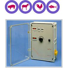 Aturdidor eléctrico 200V para cerdos, ovejas, conejos, aves y peces GOZLIN TE002*