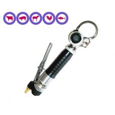 Cuchillo circular neumático 69 mm.   IBEX 505 por ejemplo para el vacio de grasa con succión --