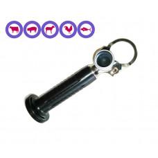 Cuchillo circular eléctrico 52 mm. IBEX 620 por ejemplo para la eliminación del hueso de la tira de lomo --