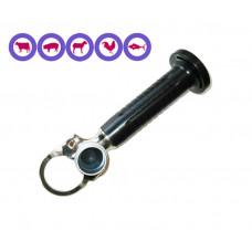 Cuchillo circular eléctrico 69 mm.  IBEX 500 por ejemplo para la eliminación del hueso de la tira de lomo --