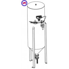 Sistema de Vacio Bung Gun.KENTMASTER B-VACUUM 01KENT6822000*