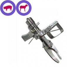 Corta patas hidráulica KENTMASTER M-1 para porcino y ovino*