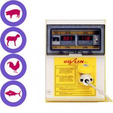 Aturdidor eléctrico 300V para cerdos, ovejas, conejos, aves y peces GOZLIN TS003*