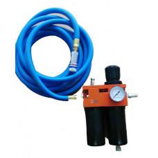 Grupo de filtraje con manguera QUICIAL 02000933 para máquinas neumáticas ----