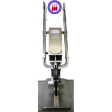 Grapadora  doble y cortadora neumática de malla QUICIAL 01CLIP016 para tripas, mallas, ... ----